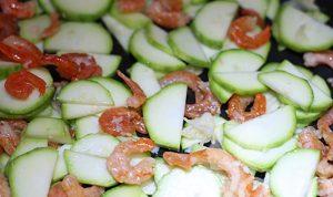 Bầu xào tôm khô ngon miệng, dễ ăn